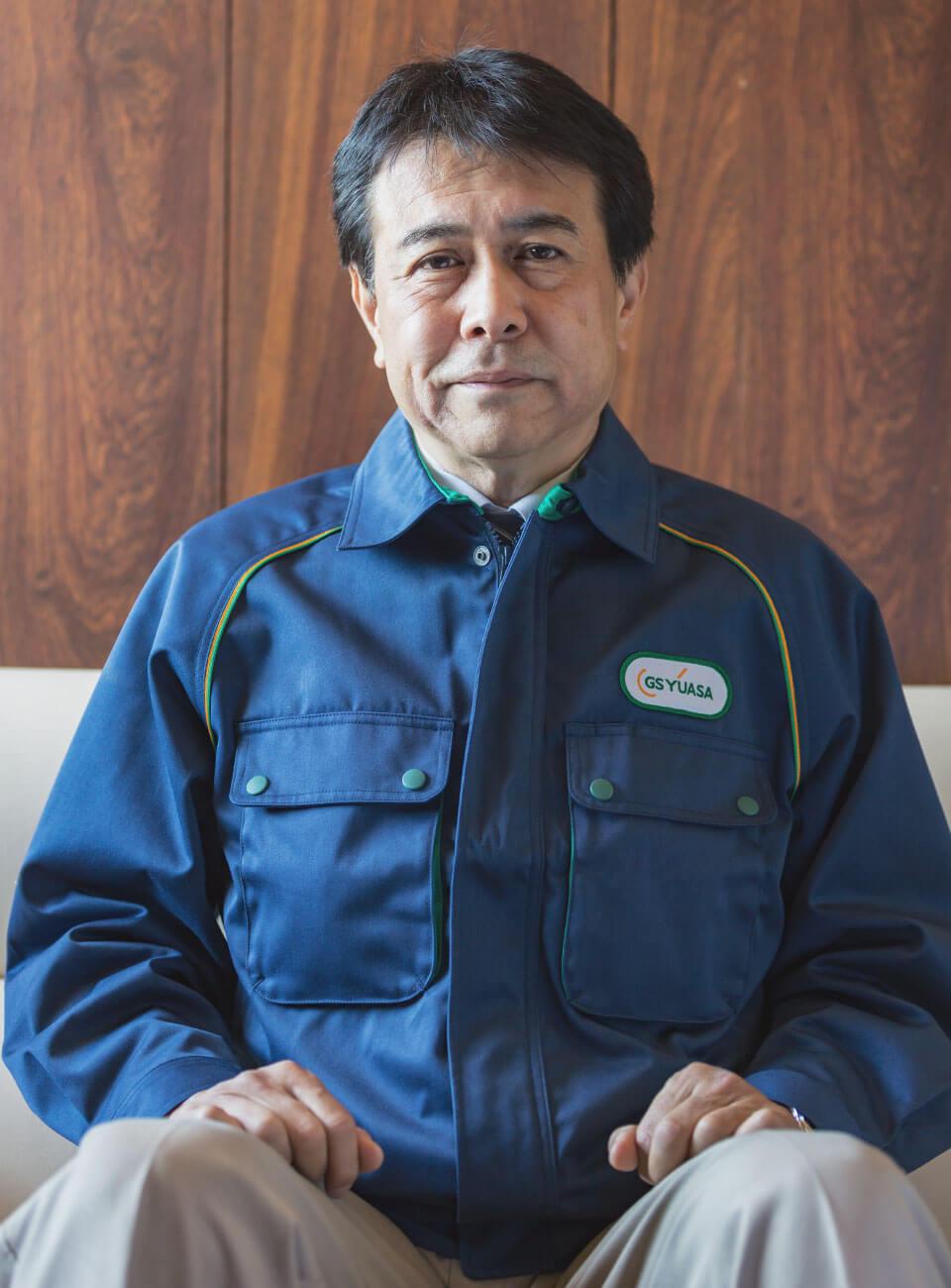 代表取締役社長 鈴木 高